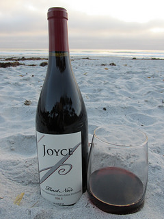 """Joyce Vineyards"" carmel, california"