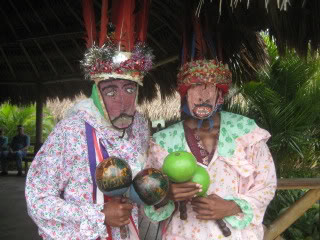 Garifuna Dancers