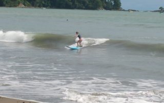 manuel antonio surf school, costa rica, manuel antonio beach, kendall brown