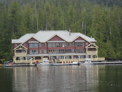 """King Pacific Lodge"""