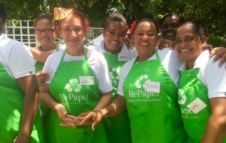 repapel, el javillar, dominican republic, women cooperative