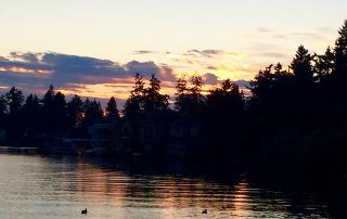 lake oswego, oregon, lake