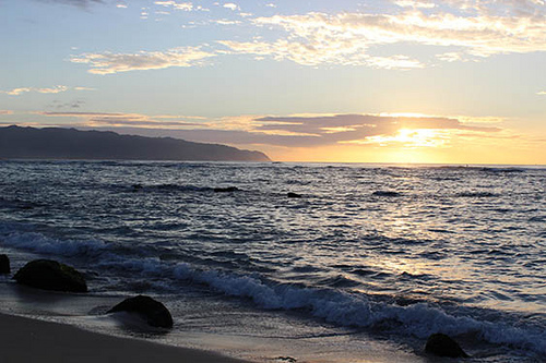 """Lanakai Beach"""