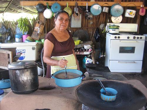 """""""Las Palmas, Mexican cooking"""""""