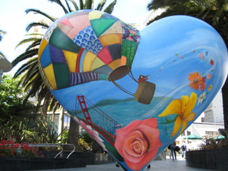 """San Francisco Heart Union Square"""