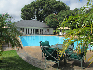 Lodge at Koele pool