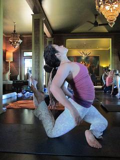 """""""Lumeria Maui yoga"""""""