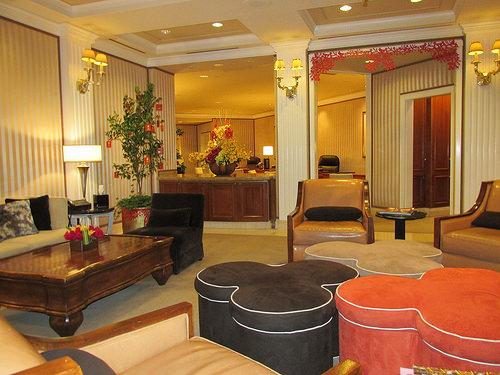 mgm grand, hotel lounge, las vegas