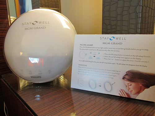 stay well light, mgm grand