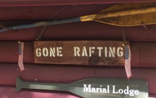 marial lodge, rafting, rogue river, southern oregon, lodge