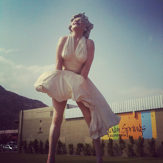 &quot;Forever Marilyn&quot;