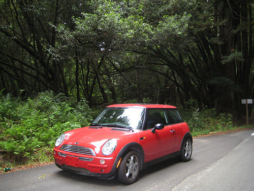 """empty nest travel tips"" mini cooper"