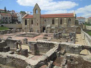 Monastery of Santa Clara-a-Velha, Coimbra, Portugal