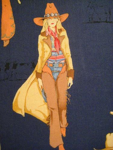 """Montana Cowgirl"" Big Sky, rodeo"