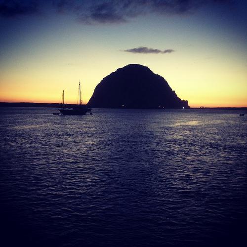 """""""Morro Rock"""" """"Morro Bay"""""""