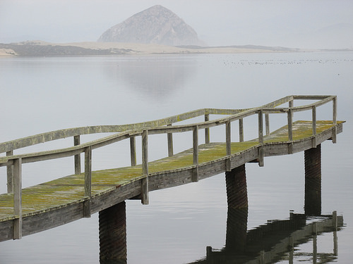 Morro Rock, Morro Bay, Los Osos, California