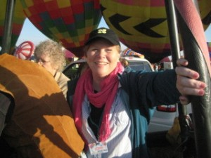 Nancy D. Brown, Albuquerque Balloon Fiesta, New Mexico, Travel