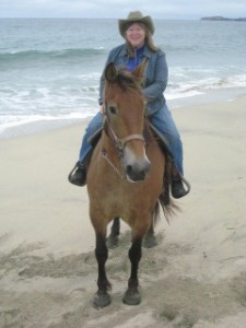horseback riding, Half Moon Bay, beach, California, Nancy D. Brown, travel, things to do