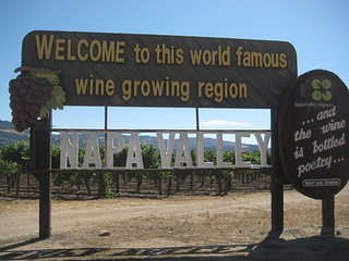 """Napa Valley wine region"""