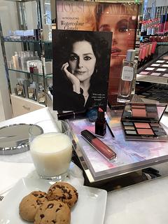 Laura Mercier, Neiman Marcus, makeup