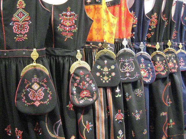 Norway, Norwegian costume