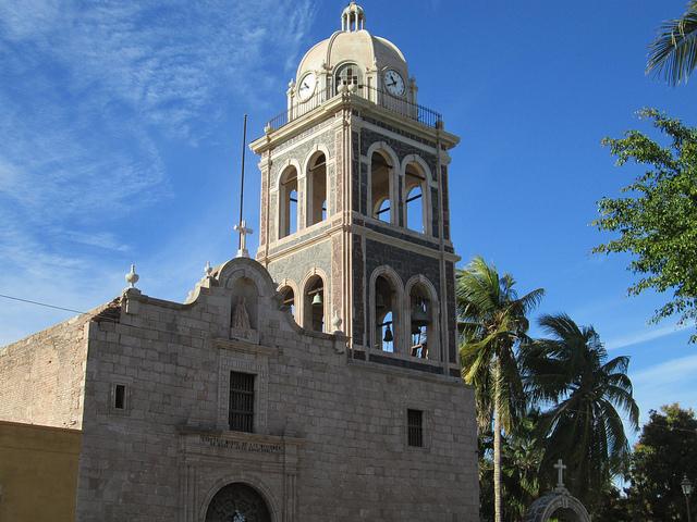 Misión de Nuestra Señora de Loreto Conchó, mission, loreto, mexico