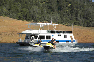 houseboating lake oroville