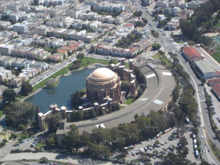 San Francisco, California, Palace of Fine Arts, Exploratorium, Nancy D. Brown, things to do