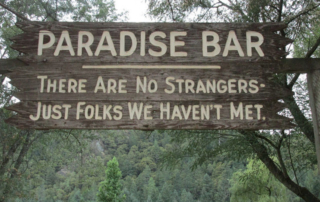 paradise lodge, rogue river, southern oregon