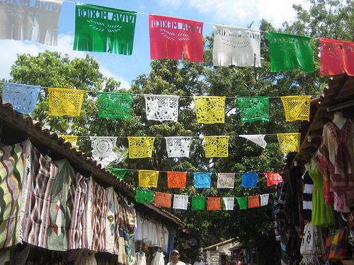 """""""Puerto Vallarta Flea Market"""""""