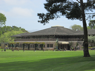 Quail Lodge Clubhouse