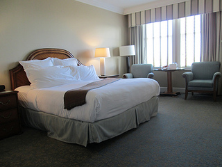Ritz-Carlton Coastal View room