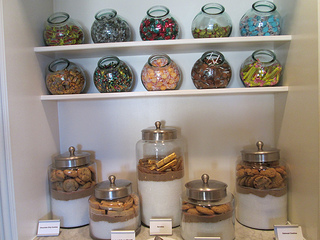 Ritz-Carlton cookie jars