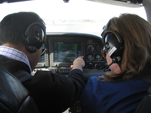 &quot;Cirrus SR-22 Control Panel&quot;
