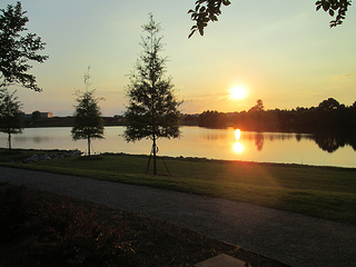Research Park Lake, Huntsville, AL