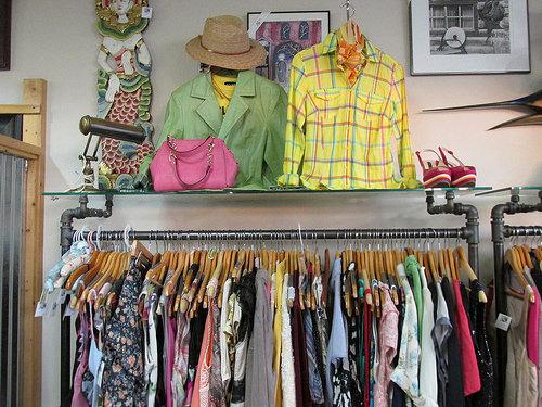 Revolve, recycled fashion, Morro Bay, California