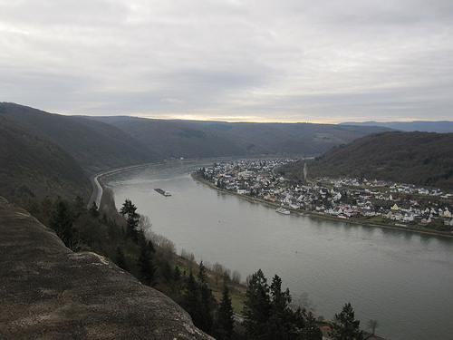 """Rhine River"""