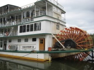 """Riverboat Discovery II"""