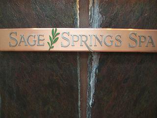 Sage Springs Spa