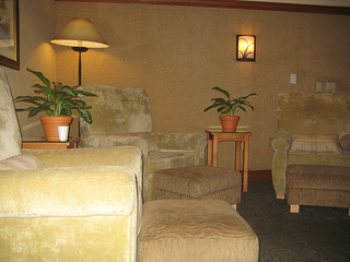 """Sage Srings Spa relaxation room"""