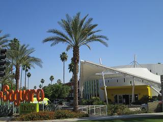 Saguaro Palm Springs exterior
