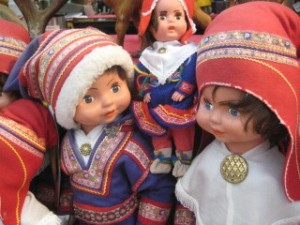 Norway, Sami, Dolls, Nancy D. Brown, travel