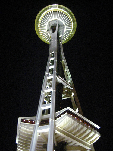 """Seattle Space Needle"""