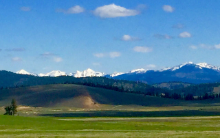 seeley swan moutains, montana, paws up, montana landscape