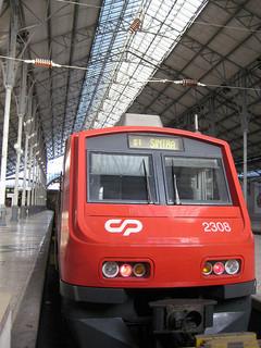 """""""Eurail Train"""""""