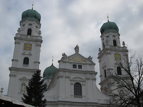 St. Steven's Cathedral, Passau, Germany