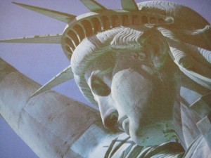 statue of liberty, new york, nancy d. brown, &quot;Lady Liberty&quot; staten island ferry
