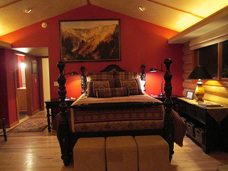 Sublette Suite, Jackson Fork Lodge, Wyoming