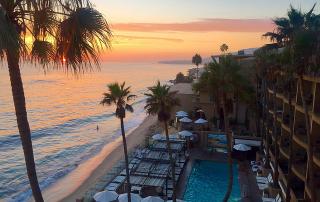 sunset, surf & sand resort, laguna beach, hotel