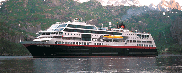 Hurtigruten, Norwegian Coastal Voyage, Nancy D. Brown, travel